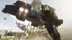 Call of Duty: Infinite Warfare has new elements,