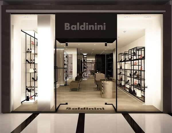 The Baldinini store in Short Hills, N.J The