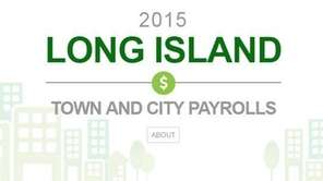 2015 Town Payroll logo