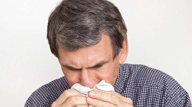 Dried-out nasal membranes are a common precursor of
