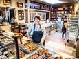 Pretzel Stop owner Carolyn Vella inside her bakery