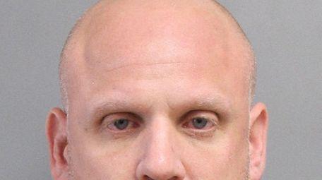 Scott D. Gilmor, 40, of Hicksville, has been