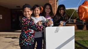 In East Meadow, fourth-graders at Parkway Elementary School