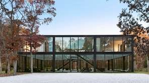 This East Hampton house, listed for $5.5 million