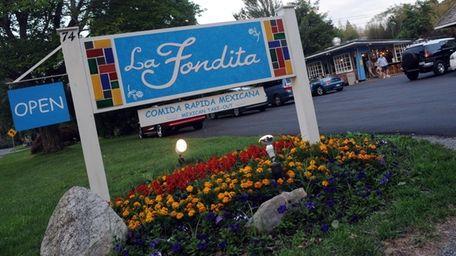 La Fondita is a Mexican restaurant in Amagansett.