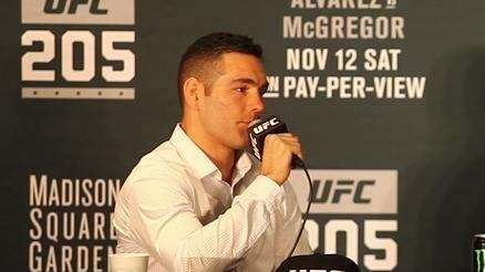 On Saturday, Nov. 12, 2016, at UFC 205,