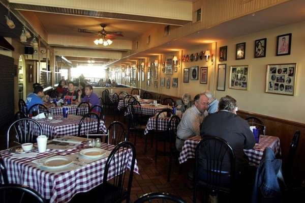 Salvatore's in Port Washington.