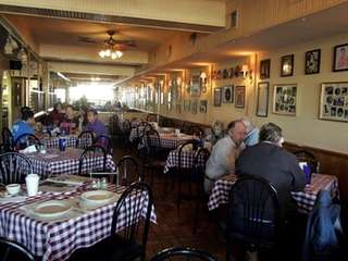 Salvatore's in Port Washington.