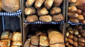 Emilia's Bakehouse Café in Melville sells bread, pastries
