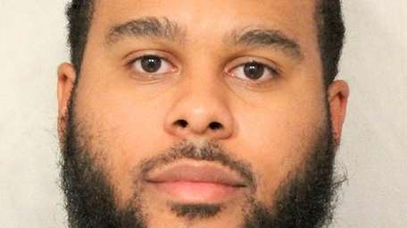 Anthony Wilson, 24, of Queens, was arrested on
