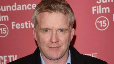 Actor Anthony Michael Hall attends the premiere of
