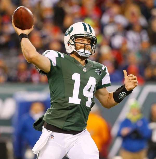 Ryan Fitzpatrick, whose fourth-quarter fumble brought down the