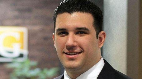 Joseph Giordano of Woodbury has been hired as