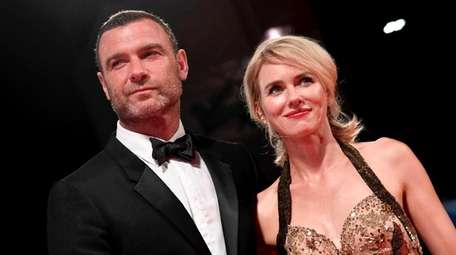 Actor Liev Schreiber and Naomi Watts announced the