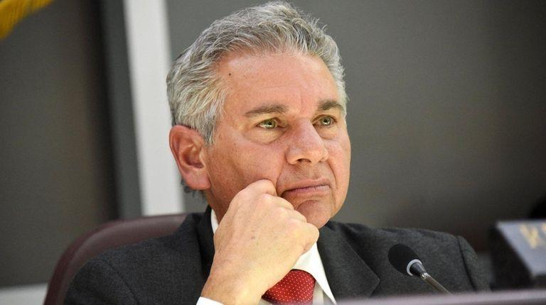 Mayor Reginald Spinello says Glen Cove's drop in