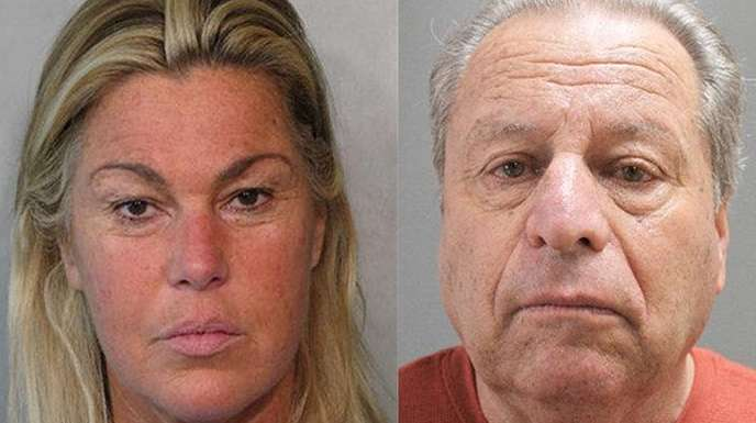 Five people were charged and more than $200,000