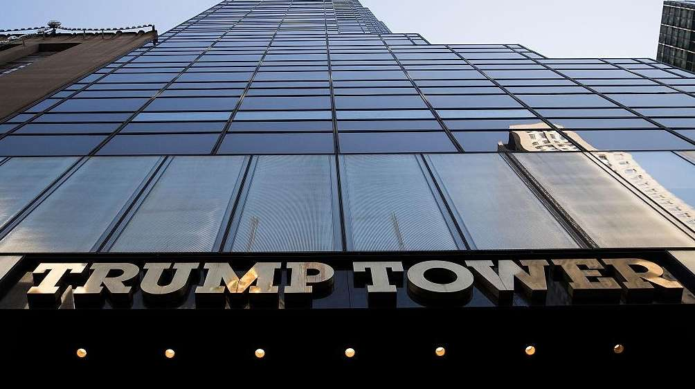Trump Tower is President-elect Donald Trump's home in