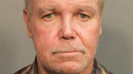 Richard Janicky, 71, who is homeless, was arrested