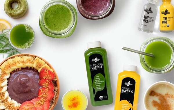 The first Long Island location of Juice Generation
