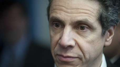 Gov. Andrew M. Cuomo put pressure on the