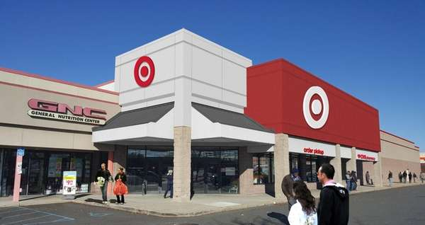 Target opened its second small-format store in Long