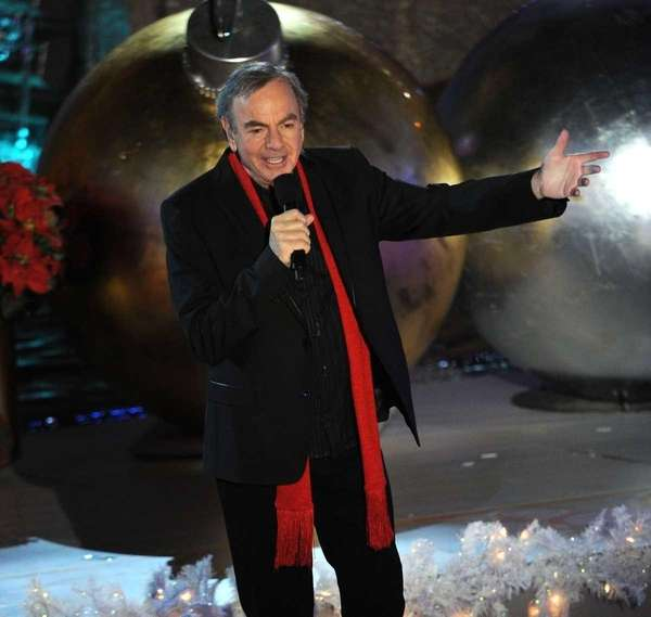 Neil Diamond will play Madison Square Garden on