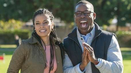 Susan Kelechi Watson as Beth and Sterling