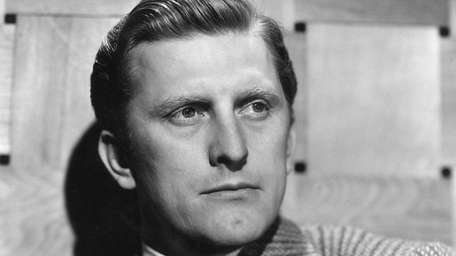 Kirk Douglas is turning 100, and two of