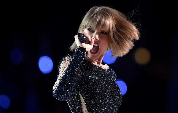 Taylor Swift is No. 1 on Forbes magazine's