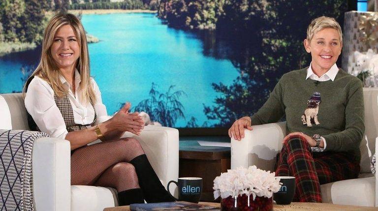 Jennifer Aniston on