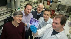 Stony Brook University and Codagenix researchers in the