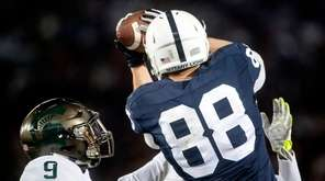 Penn State tight end Mike Gesicki makes a