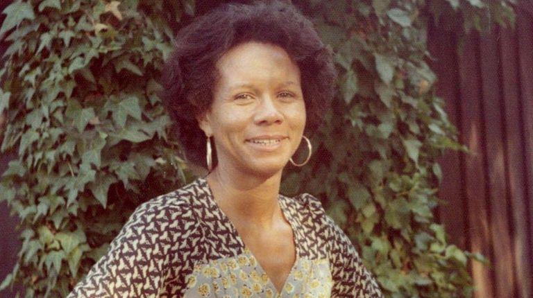 Kathleen Collins, author of