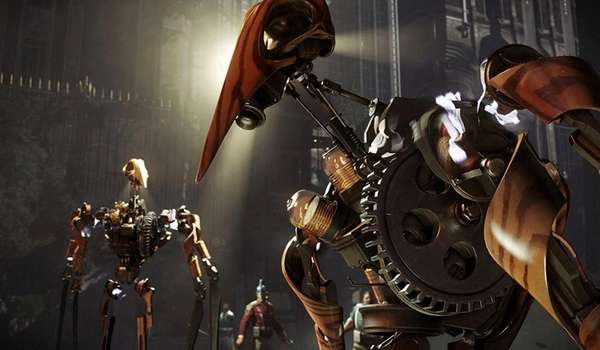 Dishonored 2 builds on the gameplay of its