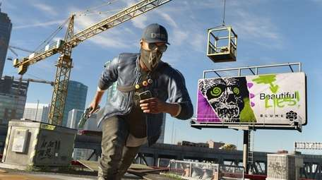 Watch Dogs 2 lets you play as a