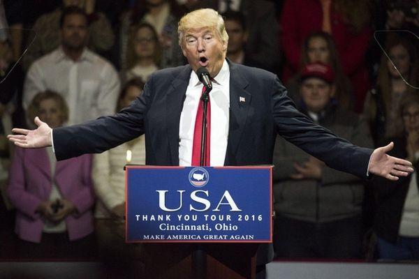 Trump Announces Defense Secretary Pick During 'Thank You' Tour