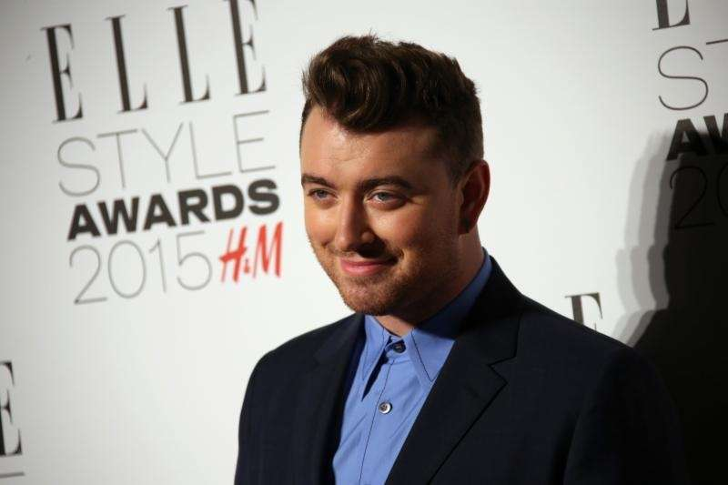 Singer Sam Smith tweeted on March 1, 2016,