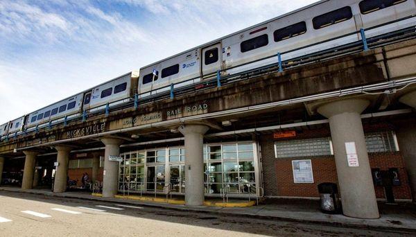 MTA chairman Thomas Prendergast announced LIRR station improvements