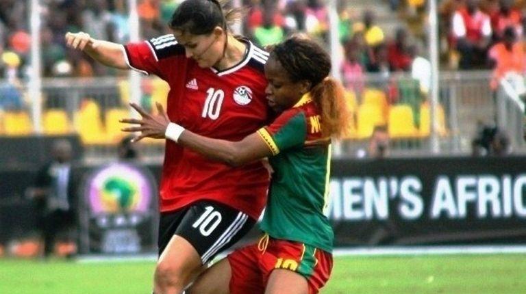 St. Joseph's College women's soccer coach Salma Tarik,