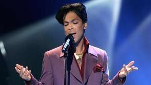 Prince, one of the most inventive and influential