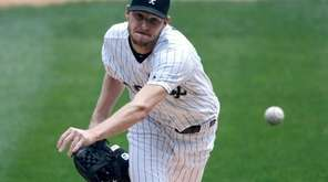 Chicago White Sox starting pitcher Chris Sale could