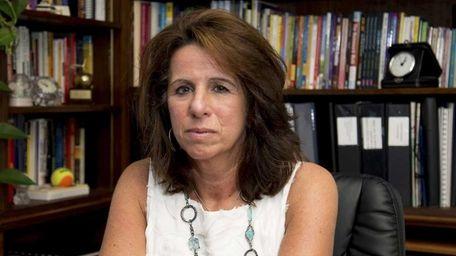 Glen Cove Superintendent Maria Rianna is shown in