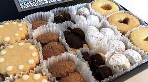 Heidi Riegler's Vienna Cookie Company in Baldwin specializes
