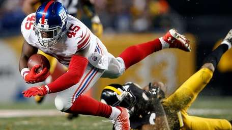 New York Giants tight end Will Tye is