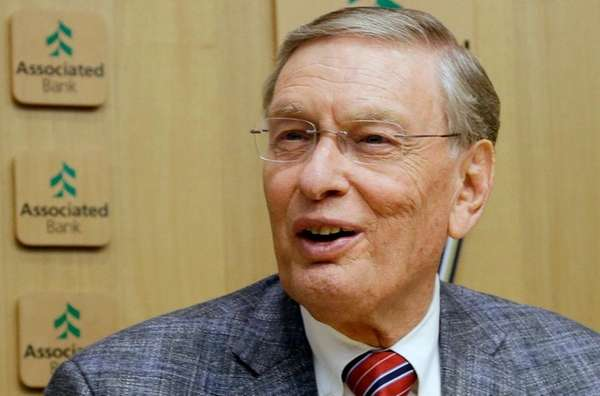Former baseball commissioner Bud Selig was voted into