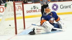 New York Islanders goalie Jaroslav Halak looks back