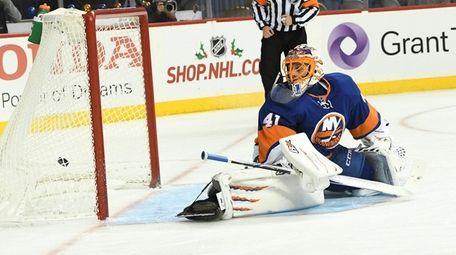 New York Islanders goalie Jaroslav Halak looks back