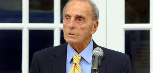 Town Supervisor Patrick Vecchio was the 40th highest