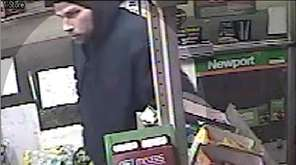 Nassau County police are searching for the gunman,