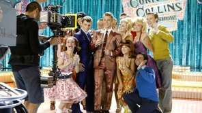 This image released by NBC shows Garrett Clayton